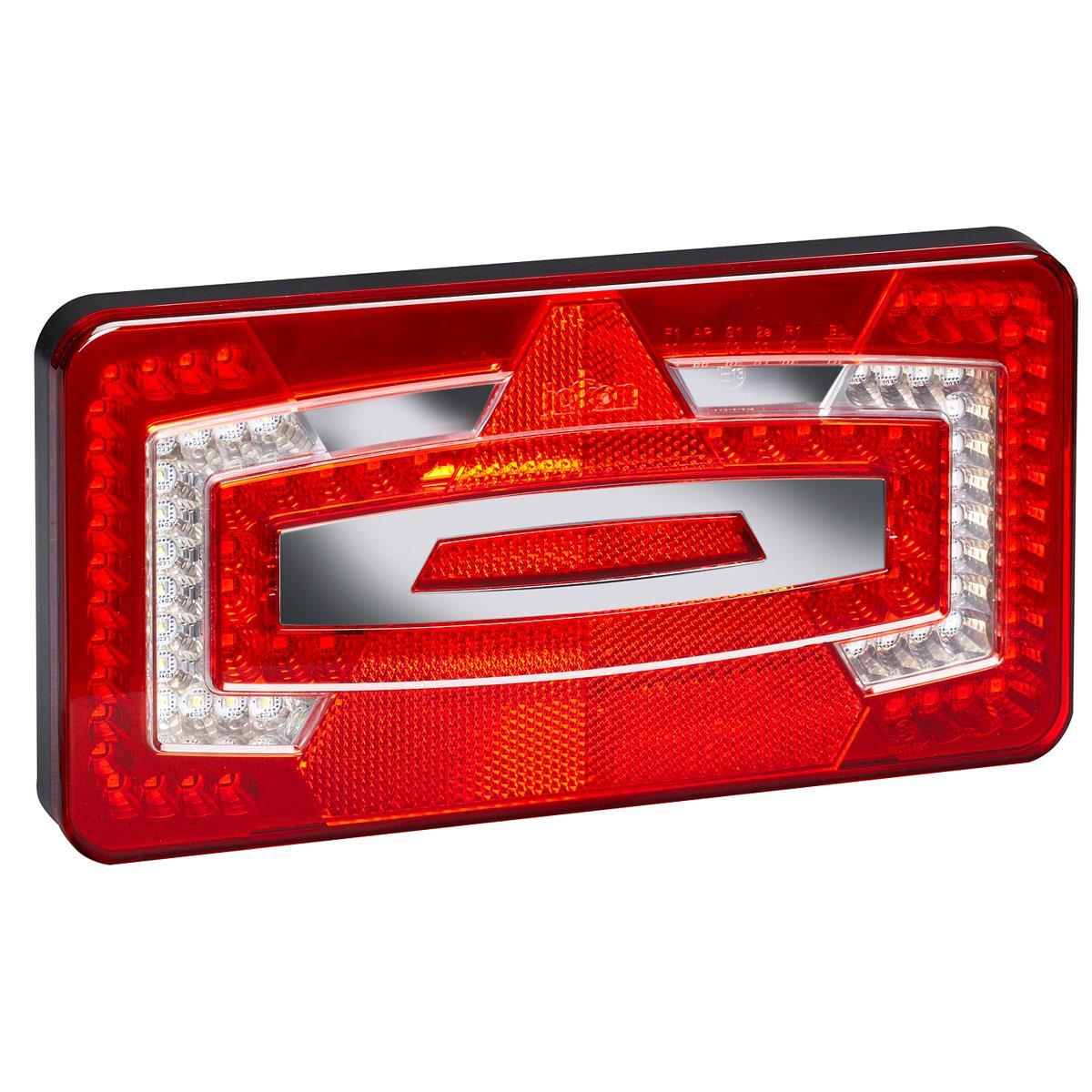 Fremragende Jokon 915 LED BBSNWDR 9-32V V (E13 13359) ZA 6-pol - Trailer VV07